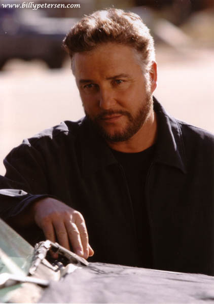 William Peterson (Gil Grissom)